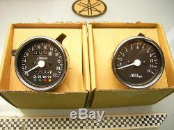 Cafe Racer Minitacho Drehzahlmesser Tachometer Mini Speedometer Rd 250 Rd 350