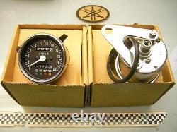 Cafe Racer Minitacho Drehzahlmesser Tachometer Mini Speedometer Xs 400 650 750