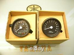 Cafe Racer Minitacho Drehzahlmesser Tachometer Mini Speedometer Xs 650 Sr 500