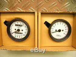 Cafe Racer Minitacho Drehzahlmesser Tachometer Mini Speedometer Xs 750 Xs 400