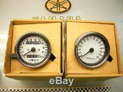 Cafe Racer Minitacho Drehzahlmesser Tachometer Speedometer Mini Xs 400 Xj 650