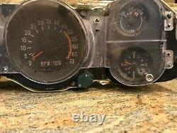 Chevy Chevrolet 1973 1981 Camaro Gauges Z 28 SS RS 7k 7000 Tach 130 MPH Speedo