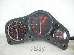 Cockpit Tacho DZM / Speedometer Tachometer Honda VF1000 R SC16