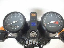 Cockpit Tacho Drehzahlmesser Lampe / Tachometer Speedometer Light Honda CB 125