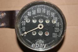 Corbin Speedometer Tachometer Harley Indian