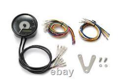 DAYTONA VELONA, Digitaler Drehzahlmesser Tachometer mit Tachometer Speedometer