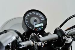 DAYTONA VELONA, Digitaler Tachometer 200 km/h Speedometer und Drehzahlmesser Tac