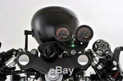 DAYTONA VELONA, Digitaler Tachometer Speedometer, bis 200 km/h, rund Ø48 mm, sc