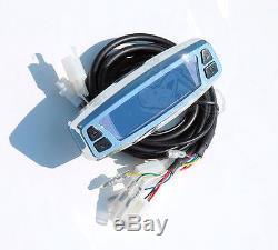 Daytona Digital Azura Speedometer Tachometer Speedo Tach Harley Chopper Bobber