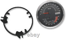 Drag Specialties 2210-0103 Electronic Speedo/Tachometer