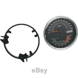Drag Specialties Electronic Speedo/Tachometer 1996-2002 Harley FL FX Models