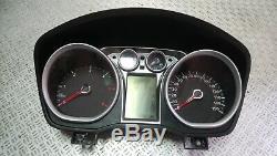 Ford Focus 1.6 Tdci 08-11 Instrument Cluster Speedometer Speedo 8v4t-10849-mf