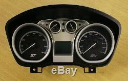 Ford Focus Mk2 2.5 St/rs Pet Blue Speedo Clock Cluster 8v4t-10849-bj 2007-2011