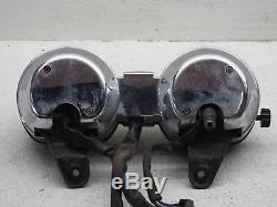 Gauge Cluster Speedo Tach Speedometer Yamaha XJ650 Maxim 80-83 OEM XJ 650