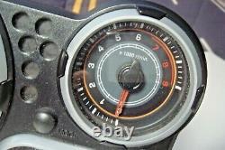 Gauges Instrument Cluster Fuel Speedo Tach Royal Himalayan USA Spec 0-100 MPH E8