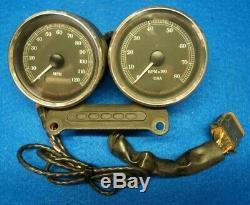 Genuine Harley Dyna Speedo Speedometer Tach Tachometer Mount Harness 1995-1998