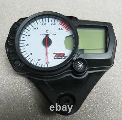 Gsx-r 750 06-07 K6 K7 Wvcf Kombi Instrument Tacho Meter Speedo Meter Dashboard