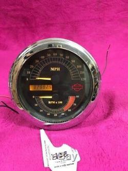 H06 1999-03 Harley FLHR RoadKing Softail Combo Speedometer Tach Speedo 5 Dual