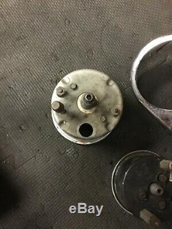 HARLEY Ironhead Shovelhead SPEEDOMETER SPEEDO 150mph Smiths Tachometer XLCH XLH