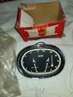 HONDA CB72 CB77 Speedo Speedometer Tachometer Tacho NOS Early CYB 724826-NS