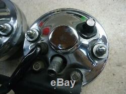 HONDA speedometer tachometer assembly gauges speedo tach CB550 CB550K 1975 75
