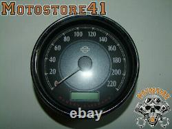 Harley Davidson Tacho Tachometer Speedometer Dyna FLD FXDC FXDF km/h