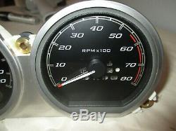 Harley Davidson Touring Ultra Road Glide Speedo Speedometer Tach Gauge Cluster