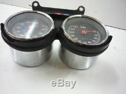 Harley Davidson XL Sportster Gauges Gages Speedo Speedometer Tachometer