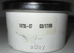 Harley Dyna Speedo Speedometer Tach Tachometer Combo Gauge 74735-07 07-08 NICE