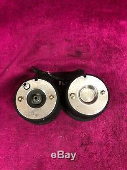 Harley Fxr Dyna Sportster Mechanical Speedo Speedometer Tach Tachometer Bracket