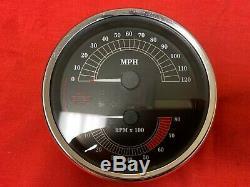 Harley Road King Touring OEM Speedometer Speedo Tach Gauge Gauges 74549-04