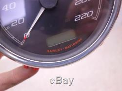 Harley Touring Road King Tacho Meter Cockpit Instrument speedometer 16TKM 2015