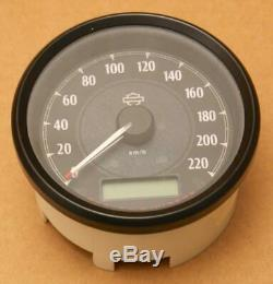 Harley original can-bus Tacho Speedometer Km/h Sportster Dyna Softail Touring