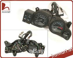 Honda Africa Twin XRV 750 RD04 Tachometer Drehzahlmesser Speedometer tachometer