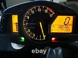 Honda CBR 600 RR 07 12 Tacho Tachometer Speedometer KombiInstrument PC40 1745-06