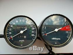 Honda CB 750 Four K7 K8 Tachometer + Speedometer