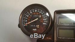 Honda V65 Magna VF1100C Instrument Cluster Speedometer Tachometer Speedo Tach