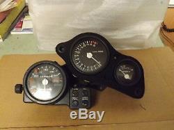 Honda vfr400 vfr400r nc30 89-96 clocks instruments speedo tacho