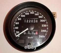 Jaguar XJ 12 5,3L Daimler Serie III S 3 Tacho Tachometer Speedometer 260Km/h