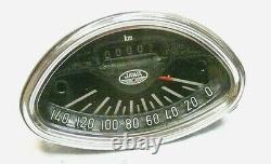 Jawa CZ 250 350 Top Tacho Tachoeinsatz Tachometer Bandtacho speedo speedometer