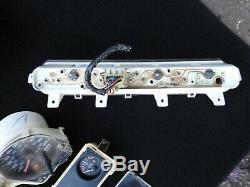 Jeep Wrangler Yj 1987-1995 Jp Bezel Instruments Horn Buttons T-case Handles Etc