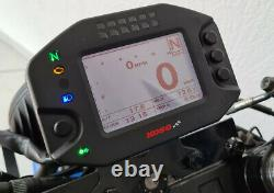 KOSO RS2 Multifunktions Cockpit Tachometer Drehzahlmesser RPM Temperatur