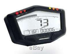 KOSO Tacho Tachometer Multi-Instrument DB-02R DB02R 12V ohne Batterie BA022W10
