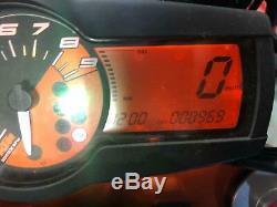 KTM 690 SMC R / DUKE speedo speedometer tachometer clocks 76014069100