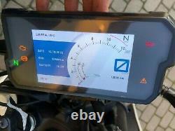 KTM DUKE 125 390 Clock Speedo Dashboard Tacho Meter Speedmeter TFT 17-20
