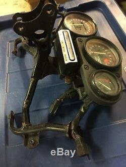 Kawasaki 1991 91 92 Zx7r Zx7 Zx 7r Zx750 750k Gauges Speedometer Speedo Tach K68