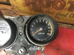 Kawasaki H1 500 Speedometer Tachometer Speedo Tach Gauge Bracket Triple