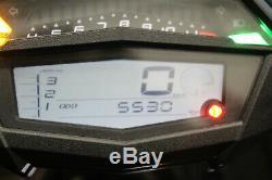 Kawasaki Z1000 Abs Zrt00f 14-16 Tacho Meter Kombi Instrument Cockpit Speedometer