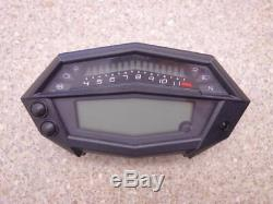 Kawasaki Z 1000 Tacho Meter Cockpit speedo meter instruments clocks 2014 38TKM