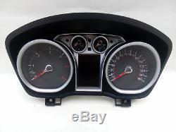 Kombiinstrument 8v4t10849jg Ford Focus tachometer tacho cluster speedometer